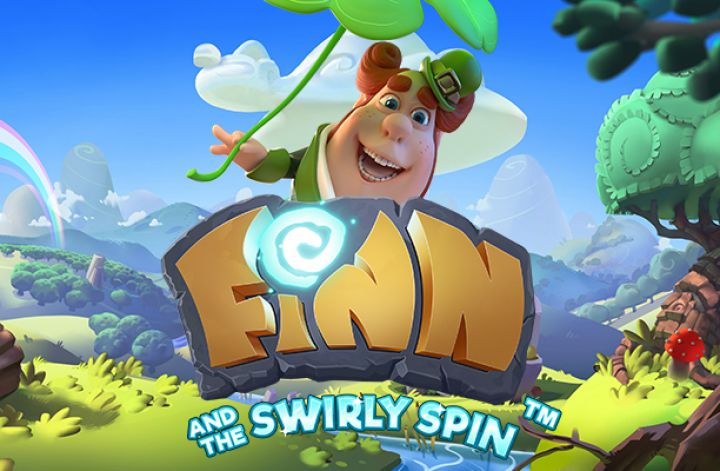 Image thumbnail of Finn and the Swirly Spin Slot