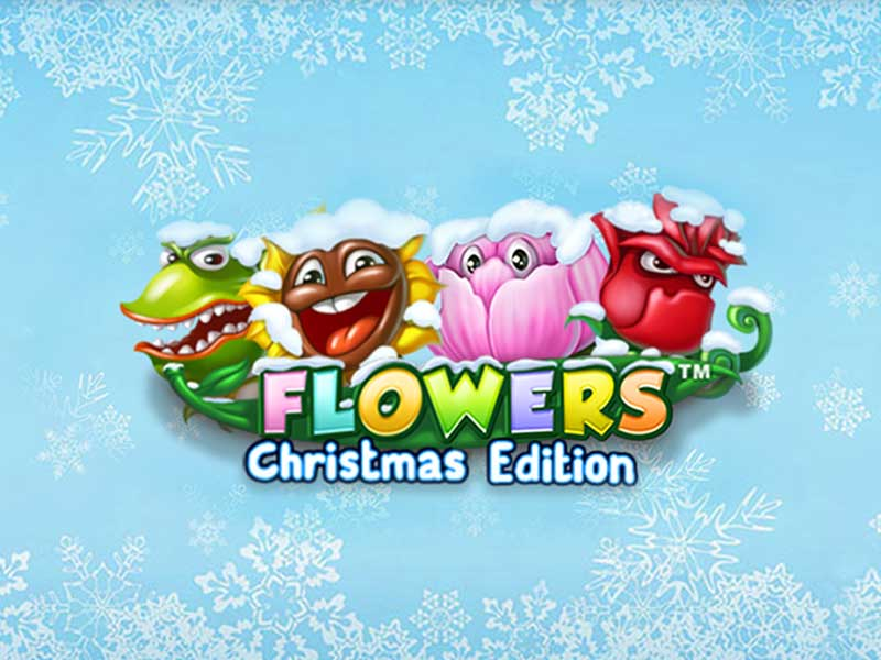 Flowers Christmas Slot