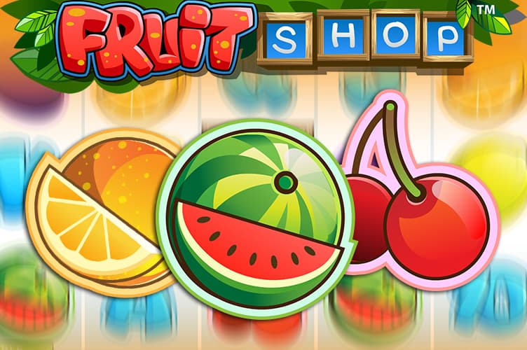 Image thumbnail of Fruit Shop Slot
