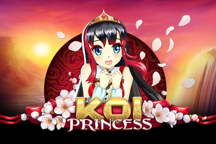 Image thumbnail of Koi Princess Slot