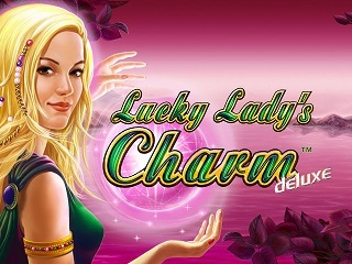 Image thumbnail of Lucky Lady's Charm Deluxe Slot