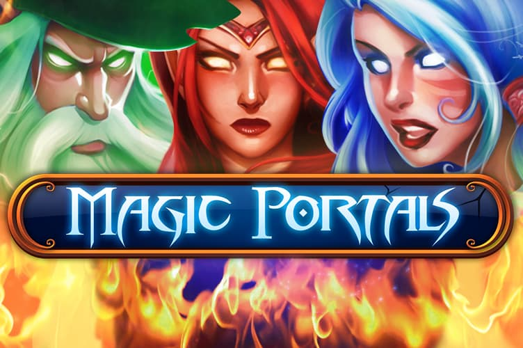 Image thumbnail of Magic Portals Slot