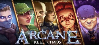 Image thumbnail of Arcane Reel Chaos Slot