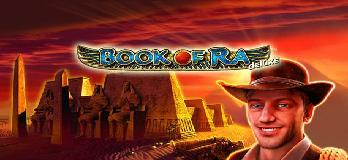 Image thumbnail of Book of Ra Deluxe Slot
