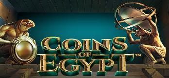 Image thumbnail of Coins of Egypt Slot
