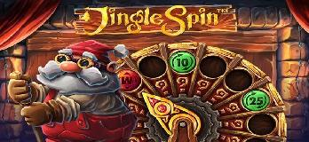 Image thumbnail of Jingle Spin Slot
