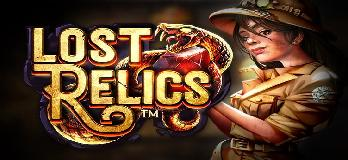 Image thumbnail of Lost Relics Slot