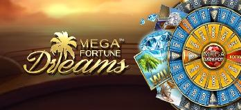 Image thumbnail of Mega Fortune Dreams Slot