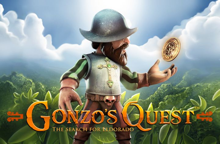 Slider thumbnail of Gonzo's Quest Slot