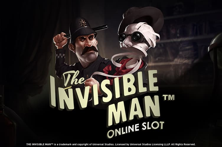 Image thumbnail of The Invisible Man Slot