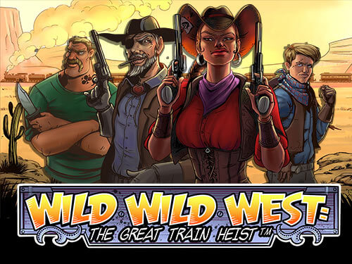Image thumbnail of Wild Wild West Slot