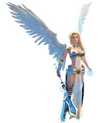 Archangels salvation slot angel