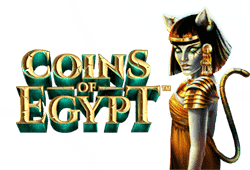 Play coins of egypt slot for free