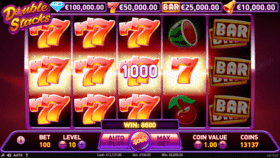 Double attacks casino slot