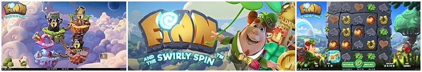 finn and the swirly spin game review