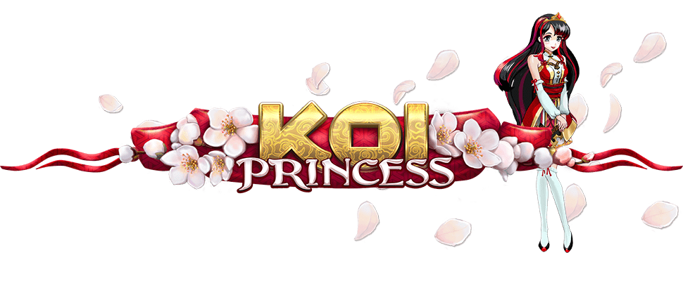 Play koi princess slot for free