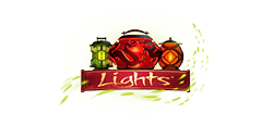 play lights slot for free